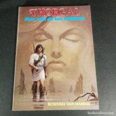 Livros de Banda Desenhada: THORGAL MÁS ALLÁ DE LAS SOMBRAS #3 1RA EDICIÓN DISTRINOVEL ROSINSKI VAN HAMME. Lote 238366955