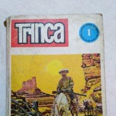 Tebeos: TRINCA ( LA REVISTA DE TODOS LOS JÓVENES ) 1970 ( NÚMEROS DEL 1 AL 10 ). Lote 239494005