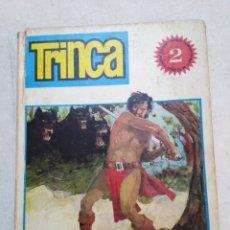 Tebeos: TRINCA ( LA REVISTA DE TODOS LOS JÓVENES ) 1971 ( NÚMEROS DEL 11 AL 19 ). Lote 239495070