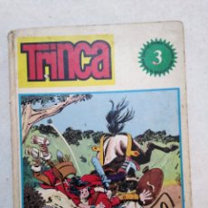 Tebeos: TRINCA ( LA REVISTA DE TODOS LOS JÓVENES ) 1971 ( NÚMEROS DEL 20 AL 28 ). Lote 239496045