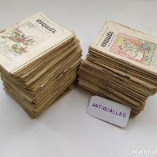 Livros de Banda Desenhada: LOTE 175 CUENTOS CLASICOS ESQUITX EN PATUFET AÑOS 30-SIMIL MINIATURAS ALIER-BAGUÑA-. Lote 240081390