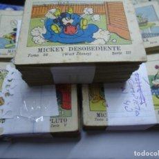 Livros de Banda Desenhada: COLECCION COMPLETA CUENTO CALLEJA JUGUETES INSTRUCTIVOS MICKEY, TOMO 1 AL TOMO 100,AÑO 1942 LAS CINC. Lote 240433025