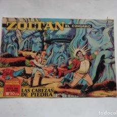 Tebeos: ZOLTAN EL CINGARO Nº 2 ORIGINAL. Lote 240575575