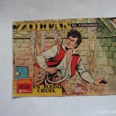 Tebeos: ZOLTAN EL CINGARO Nº 4 ORIGINAL. Lote 240575625