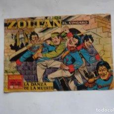 Tebeos: ZOLTAN EL CINGARO Nº 5 ORIGINAL. Lote 240575665