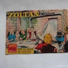 Tebeos: ZOLTAN EL CINGARO Nº 7 ORIGINAL. Lote 240575735