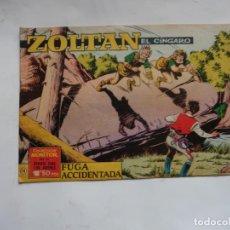 Tebeos: ZOLTAN EL CINGARO Nº 14 ORIGINAL. Lote 240576170