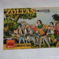 Tebeos: ZOLTAN EL CINGARO Nº 19 ORIGINAL. Lote 240576405