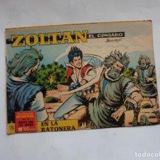 Tebeos: ZOLTAN EL CINGARO Nº 20 ORIGINAL. Lote 240576450