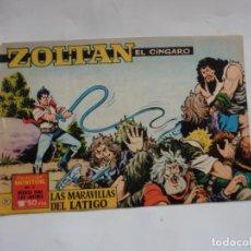 Tebeos: ZOLTAN EL CINGARO Nº 21 ORIGINAL. Lote 240576520