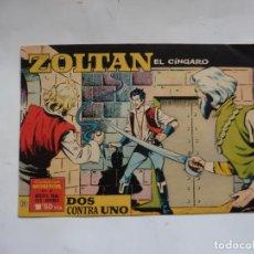 Tebeos: ZOLTAN EL CINGARO Nº 22 ORIGINAL. Lote 240576550