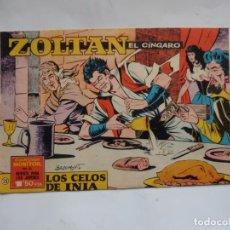 Tebeos: ZOLTAN EL CINGARO Nº 23 ORIGINAL. Lote 240576625