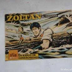 Tebeos: ZOLTAN EL CINGARO Nº 27 ORIGINAL. Lote 240576805