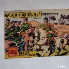 Tebeos: ZOLTAN EL CINGARO Nº 28 ORIGINAL. Lote 240576860