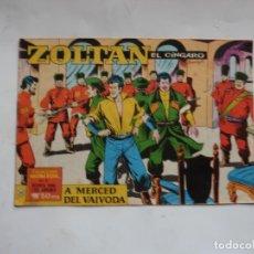 Tebeos: ZOLTAN EL CINGARO Nº 30 ORIGINAL. Lote 240576945