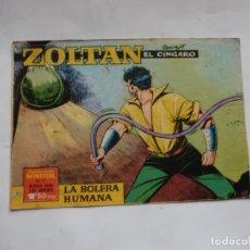 Tebeos: ZOLTAN EL CINGARO Nº 31 ORIGINAL. Lote 240577000
