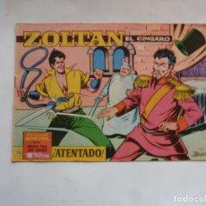 Tebeos: ZOLTAN EL CINGARO Nº 34 ORIGINAL. Lote 240612840