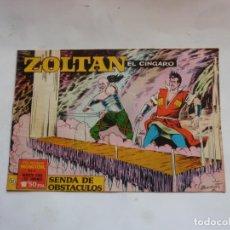 Tebeos: ZOLTAN EL CINGARO Nº 37 ORIGINAL. Lote 240613180