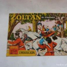 Tebeos: ZOLTAN EL CINGARO Nº 41 ORIGINAL. Lote 240613640