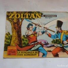 Tebeos: ZOLTAN EL CINGARO Nº 42 ORIGINAL. Lote 240613785