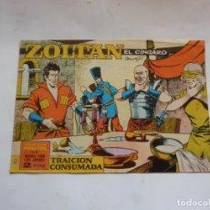 Tebeos: ZOLTAN EL CINGARO Nº 43 ORIGINAL. Lote 240613915