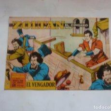 Tebeos: ZOLTAN EL CINGARO Nº 44 ORIGINAL. Lote 240614020