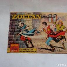 Tebeos: ZOLTAN EL CINGARO Nº 45 ORIGINAL. Lote 240614100