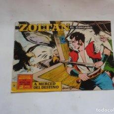 Tebeos: ZOLTAN EL CINGARO Nº 49 ORIGINAL. Lote 240614435