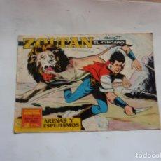 Tebeos: ZOLTAN EL CINGARO Nº 50 ORIGINAL. Lote 240614560