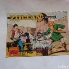 Tebeos: ZOLTAN EL CINGARO Nº 52 ORIGINAL. Lote 240614815