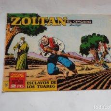 Tebeos: ZOLTAN EL CINGARO Nº 56 ORIGINAL. Lote 240618115