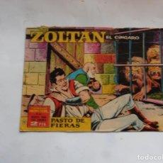 Tebeos: ZOLTAN EL CINGARO Nº 59 ORIGINAL. Lote 240618400