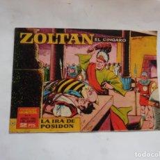 Tebeos: ZOLTAN EL CINGARO Nº 61 ORIGINAL. Lote 240618625
