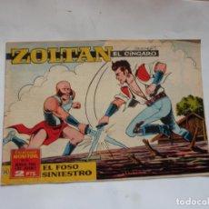 Tebeos: ZOLTAN EL CINGARO Nº 65 ORIGINAL. Lote 240619045