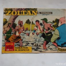 Tebeos: ZOLTAN EL CINGARO Nº 67 ORIGINAL. Lote 240619310