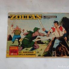 Tebeos: ZOLTAN EL CINGARO Nº 68 ORIGINAL. Lote 240619480