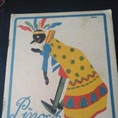 Tebeos: PINOCHO EMPERADOR 1923. Lote 241021395