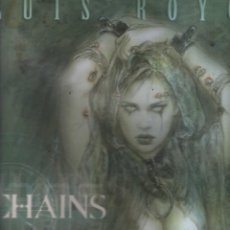 Tebeos: LUIS ROYO CHAINS 1084. Lote 242316185
