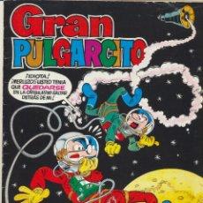 Livros de Banda Desenhada: GRAN PULGARCITO. EXTRA DE VERANO 1969. BRUGUERA. Lote 242450475