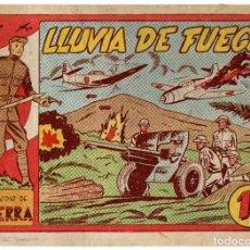 Tebeos: UN EPISODIO DE GUERRA Nº 12 (FAVENCIA 1951). Lote 243336050