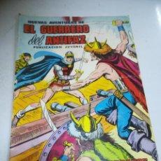 Livros de Banda Desenhada: TEBEO. EL GUERRERO DEL ANTIFAZ. Nº 50. LOS BARBAROS. Lote 243802940