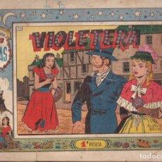 Tebeos: COLECCIÓN TRES HADAS Nº 14: VIOLETERA. Lote 243850640