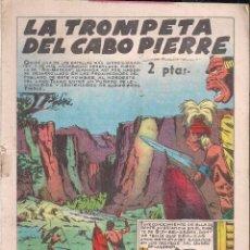 Tebeos: LA TROMPETA DEL CABO PIERRE. BOIXHER. Lote 243851870
