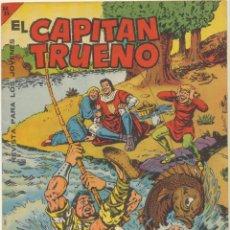 Tebeos: EL CAPITÁN TRUENO. EXTRA DE VACACIONES 1964. BRUGUERA. Lote 244002860