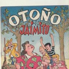 Tebeos: OTOÑO DE JAIMITO. VALENCIANA 1946? SIN ABRIR. IMPECABLE. Lote 244002870