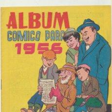 Tebeos: ÁLBUM CÓMICO 1956. VALENCIANA. Lote 244002905