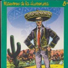 Tebeos: MAESTROS DE LA HISTORIETA 5. EL COYOTE VOL. 1. QUIRÓN EDICIONES. EN SU ENVOLTURA ORIGINAL.. Lote 244003015