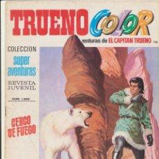 Tebeos: TRUENO COLOR 1ª Nº 116. BRUGUERA 1971. Lote 244003105