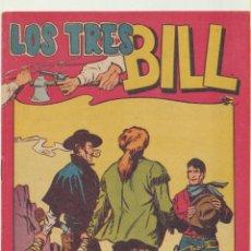 Tebeos: LOS TRES BILL Nº 15. MAGA 1958. SIN ABRIR. Lote 244003280