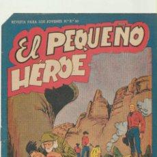 Tebeos: EL PEQUEÑO HÉROE Nº 28. MAGA 1956. SIN ABRIR. Lote 244003295